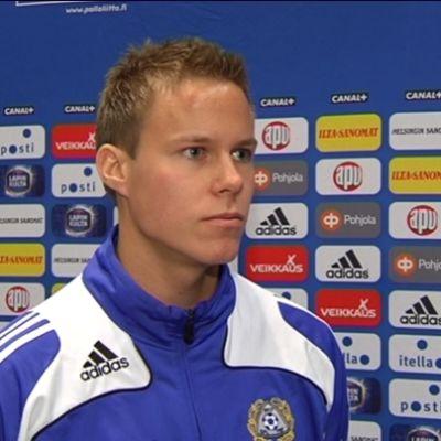 Niklas Moisander, fotbollsspelare