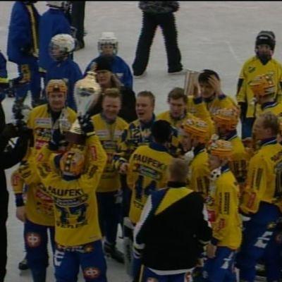 OLS firar guld 2008-2009