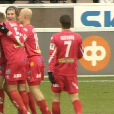 FF Jaro firar mål