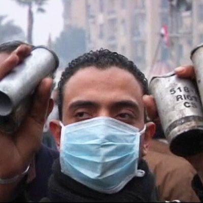 Tahrirtorget fredag 25.01.13