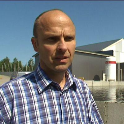 Rami Salminen, vd för Sybimar