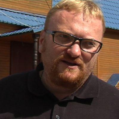 """Milonov är en av personerna bakom lagen mot """"homopropaganda""""."""