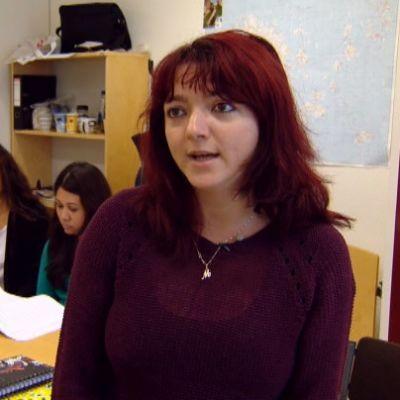Madalina Grigore kommer från Rumänien