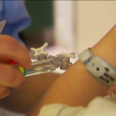 Belgien kan tillåta eutanasi för barn.