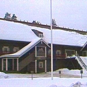Bomban talo Nurmeksessa