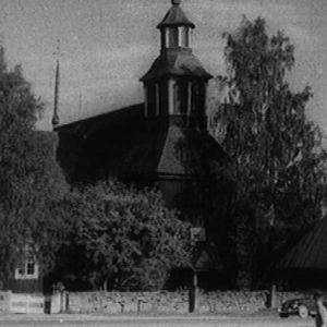 Keuruun vanha kirkko
