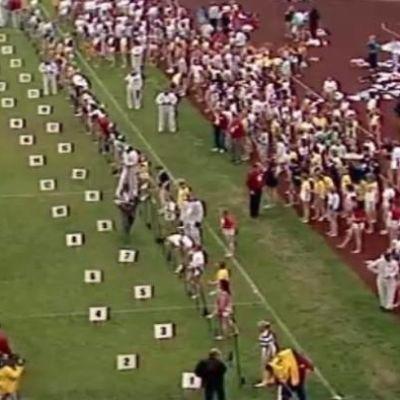 masstafetter, 1986