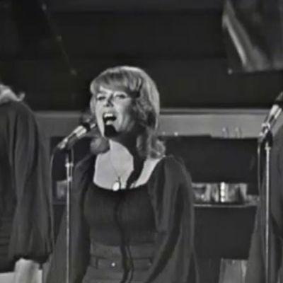 Seija Simola ja Paradise osallistuivat vuoden 1973 Euroviisujen karsintaan