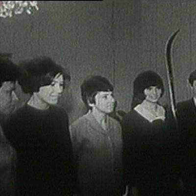 Urho Kekkonen, neuvostoliittolaisia naishiihtäjiä