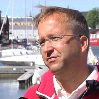 Max Malmström, försäljningschef