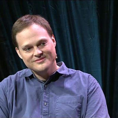 Kirjailija Garth Greenwell
