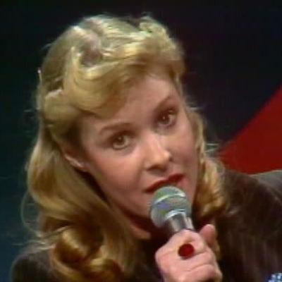 Taiska laulaa interviisujen karsinnassa 1978