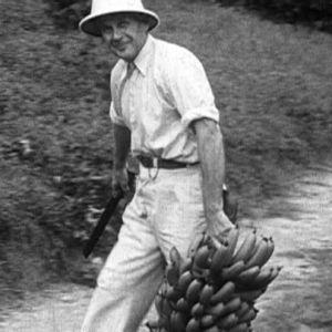 Mies Penedossa Brasiliassa Filisepon katsauksessa vuonna 1948