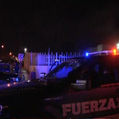 Topo Chicon vankilassa Meksokossa puhkesi vakava mellakka.