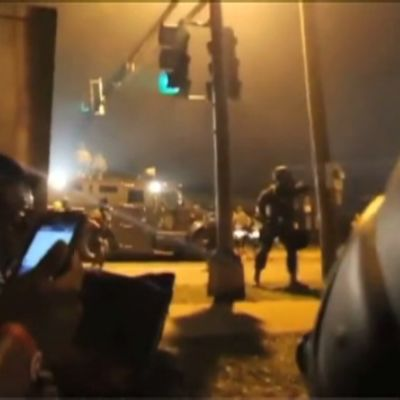 Dokumenttielokuva Ferguson Documented: In 36 Hours