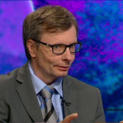 Helsingin yliopiston yhteiskuntapolitiikan professori Heikki Hiilamo.