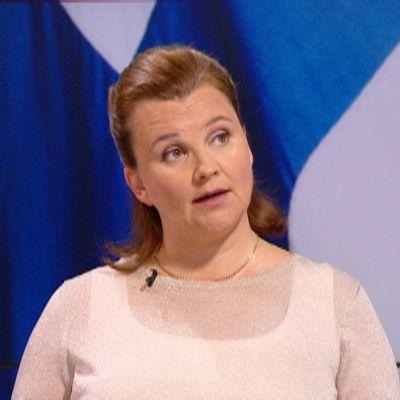 Aleksanteri-instituutin tutkijatohtori Hanna Smith.