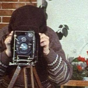 Aaro E. Marttinen valokuvaa 1991.