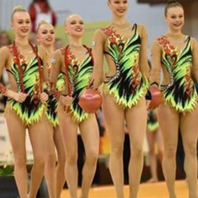 Suomen rytmisen voimistelun joukkue