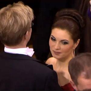 Maria Junger tanssii Linnan juhlissa 2009
