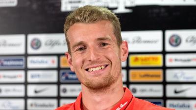 Lukas Hradecky glad över flytten till Bundesligan.