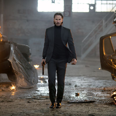 Film John Wick har finlandspremiär 24.10.