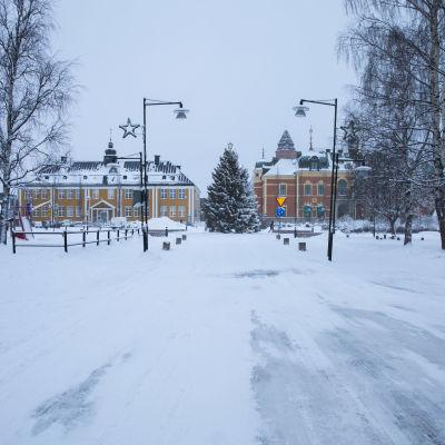 Katukuva Haaparannalta Ruotsista