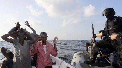 Pirater i Somalia