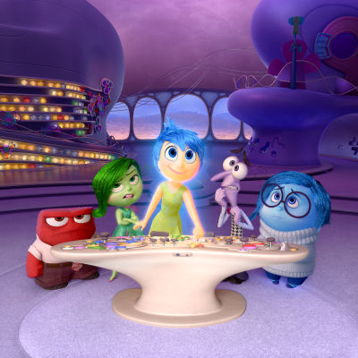 Karaktärer ur Inside Out
