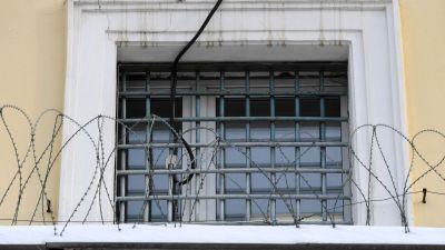 Fängelset Matrosskaja Tisjina i Moskva där Aleksej Navalnyj hålls fången.