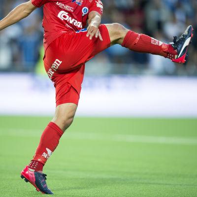 Åtvidabergs FF-spelare.