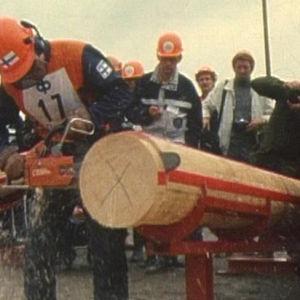 Metsurien maailmanmestaruuskisat Mikkelissä 1984.