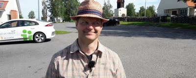 Kommundirektör Ari Alatossava i Ijo.