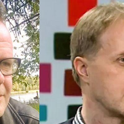 Kari Hotakainen ja Petri Tamminen