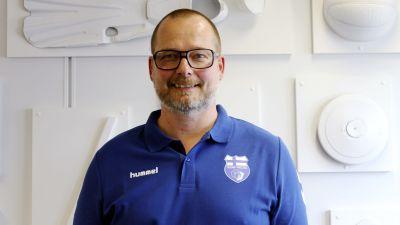 Tomas Westerlund är Finlands damlandslagstränare.
