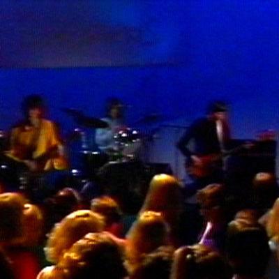 Bluesounds esiintyy Rock-illassa 1981.