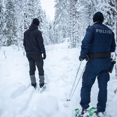 Susipartion jäsenet Tobias Peura ja Kimmo Örn
