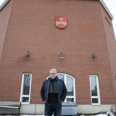 Hattulan kunnanjohtaja Pekka Järvi