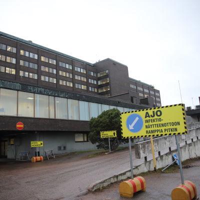 Kymenlaakson keskussairaala