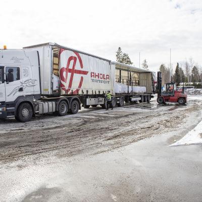 Ahola Transport rekka