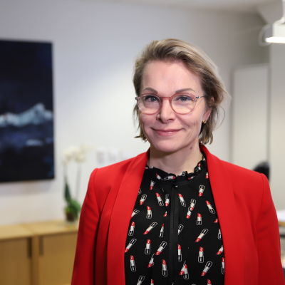 Rovaniemen kaupunginjohtaja Ulla-Kirsikka Vainio