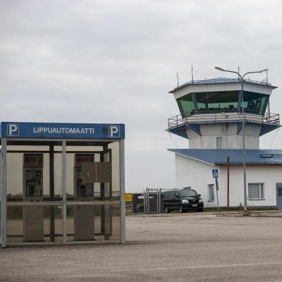 Kajaanin lentoasema