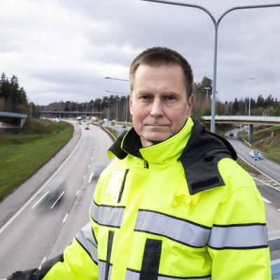 Marko Kelkka johtava asiantuntija, Uudenmaan ELY-keskus