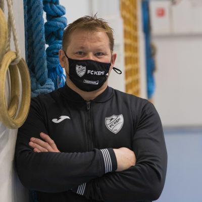 FC Kemin toiminnanjohtaja Kalle Huusko