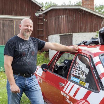 JANI AHOLA, kilpailija, Historic Rally Trophy -sarja