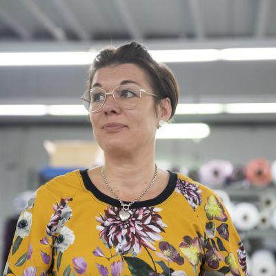 Dream Circus Oy:n toimitusjohtaja Petra Ryymin.