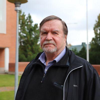 Kittilän kunnanhallituksen varapuheenjohtaja Tarmo Salonen (Perussuomalaiset)