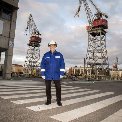 Carl-Gustaf Rotkirch, Helsinki Shipyard