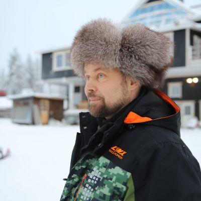 Arctic Lifestyle -yrityksen toimitusjohtaja Juha-Pekka Mikkola