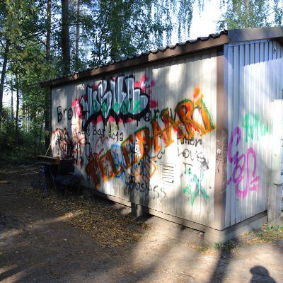 Eskolanmäen Telebaari Kouvolassa.